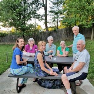 TTFS @ Virginia rental house, June 2017