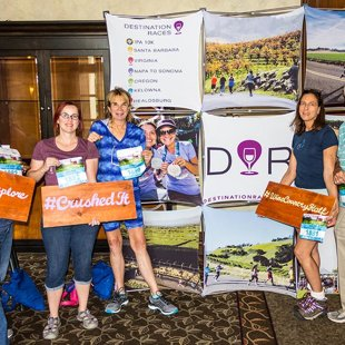 TTFS @ Expo Day for Virginia Wine Country Half, June 2017